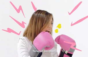 Malaysian Influencers Star in Vibrant Music Video for Guardian