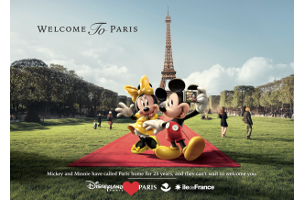 Paris Has Never Been More Magical in New Disneyland Campaign