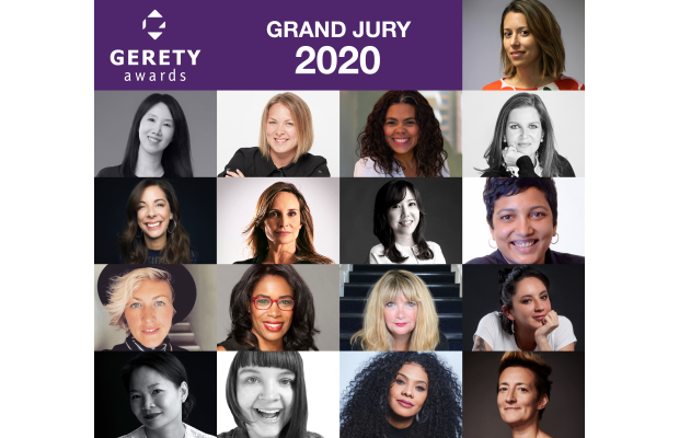 The Gerety Awards Announces An All-Star Cast For Its 2020 Jury