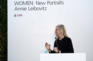 Habitant Provides Exhibition Space for Annie Leibovitz in Mexico City