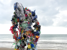 Rankin Creates Plastic Monster to Rampage Social Media for Ocean Pollution Campaign