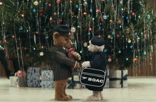 Your Shot: Recreating 50 Years of Christmas Reunions with Heathrow's Bears
