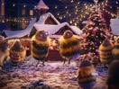 Mcasso Creates Original Music and Sound for Erste Group's 2019 Christmas Film
