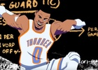 Your Shot: How Nike, W+K and Titmouse Fused Math, Mirth and Musicals to Celebrate Russell Westbrook