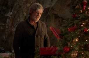 Jeff Bridges Gets a Christmas Gift in New Ugg Spot from Camp + King