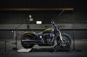 Harley-Davidson Uses Engine to Create Meditation Track for World Relaxation Day