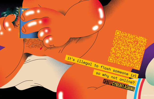 Hard-Hitting Campaign Puts Pressure on MPs to Make Cyberflashing a Criminal Offence
