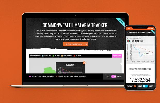 Isobar and Malaria No More UK Launch Pioneering Malaria Tracker