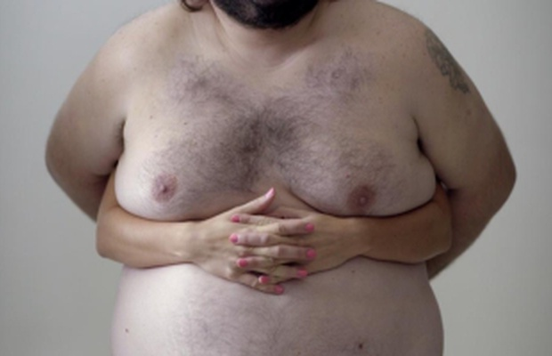 This Pair of Man Boobs will Teach You How to Spot Breast Cancer