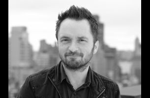 Honor Society Signs Director Tim Abshire