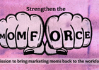 Curbing the Shecession: How McKinney is 'Strengthening the MomForce'