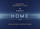 Maison Martell Premieres New Episode of Digital Talk Show 'Martell Home Live'