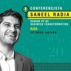Saneel Radia and Ciro Sarmiento: Lecturers in El Ojo de Iberoamérica 2017