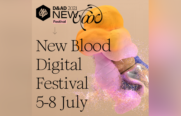 D&AD Announces Programme for New Blood Digital Festival 2021