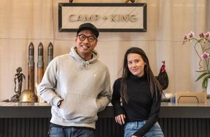 Camp + King Crowns New Art Directors Ben Pang and Amy Wong