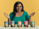 Mindy Kaling and Campbell's Colourful Ingredients Disprove Canned Soup Misconceptions