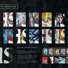 TBWA\Helsinki Turns Articles into Art for Helsingin Sanomat Newspaper