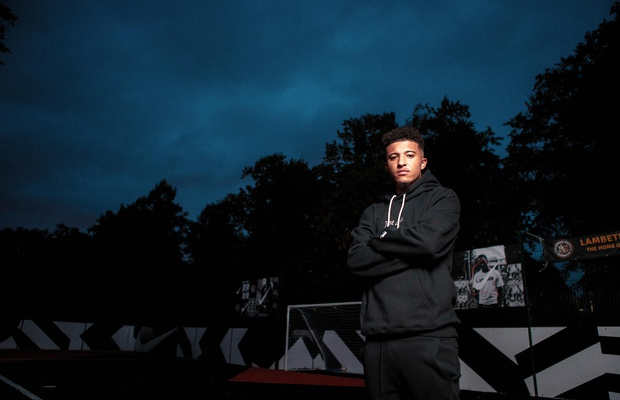 Jadon Sancho Heads Back to South East London in Authentic Nike Film