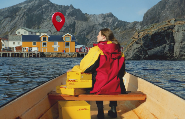 Tom Hollander Narrates DHL's Epic Ode to the Seamless Flow of E-Commerce