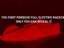 Porsche Unveils Electric Race Car Via Livestream Game on Twitch