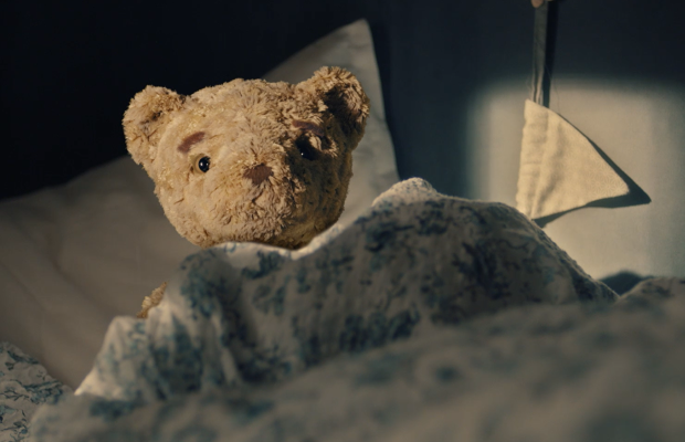 An Adorable Teddy Gets Left Home Alone in Charming Campaign for Flytoget