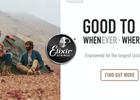 "Elixir ""Good to Go. Wherever. Whenever."""