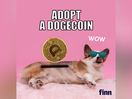 Pet Food Brand Finn Boosts Dog Adoptions with Dogecoin Cryptocurrency