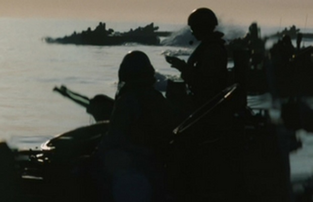 Marines New Super Bowl Ad Brings the Heat