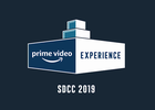 The Amazon Prime Video Experience at SDCC