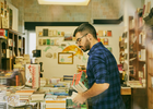 Google Brand Studio Tells True Tale of Hope and Resilience with 'The Bicycling Bookseller'