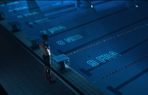 Lacoste Showcases Olympic and Paralympic Talent with The 9th Lane Project