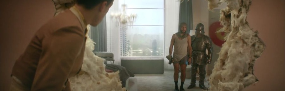 Publicis Conseil Channels The Hangover in Latest Campaign for BNP Paribas