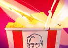 KFC Retells the Zodiac Race with Surprise Winner