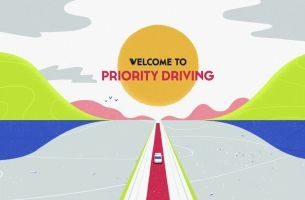 Colin Hesterly Creates Bold and Exciting New Animation for TomTom