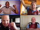 Backstage with the Talent Behind Barclays 'Football Reunited' with Dion Dublin