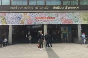 Adventures in Annecy Animation Festival 2016