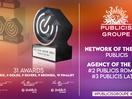 Publicis Groupe CEE Dominates at Golden Drum Festival 2021