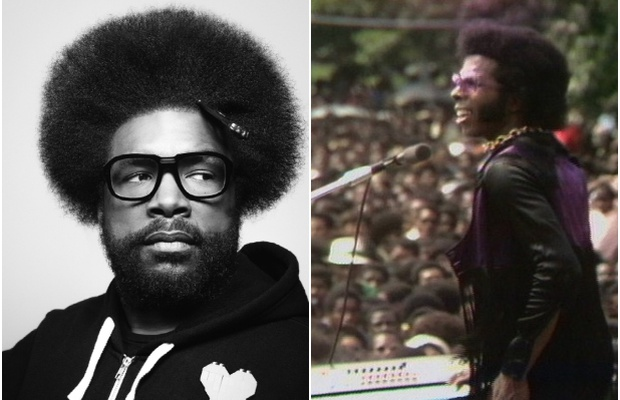Ahmir Thompson Makes Directorial Debut With 'Black Woodstock'