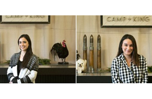 Camp + King Hires Sasha Rezaie and Moriah Grant for Brand Management