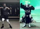 Activision: Destiny 2 + Antonio Brown = Dance Party by AKQA
