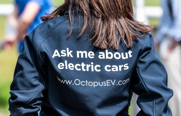 The Marketing Store Partners with Octopus Electric Vehicles to Offer Electric Vehicle Leasing to UK Staff
