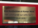 Kanye West Splits a Buffet with his Girl at KFC France