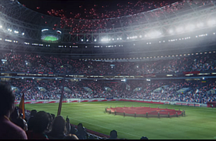Budweiser's 2018 FIFA World Cup Campaign Celebrates Fan Energy