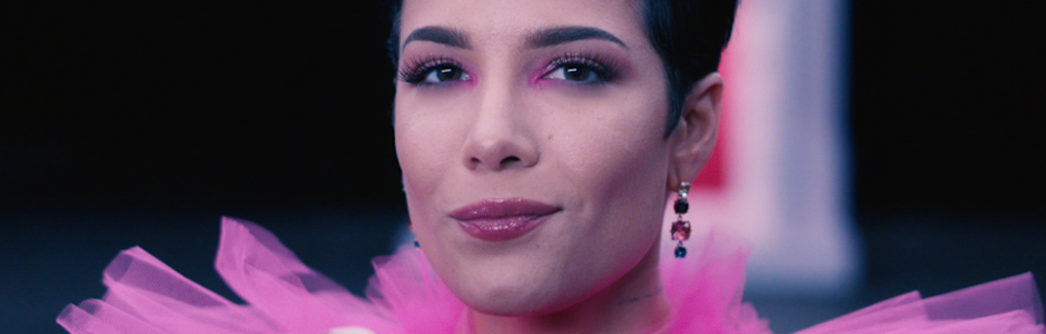 Halsey Stays True to Pleasure in Bold Magnum Campaign
