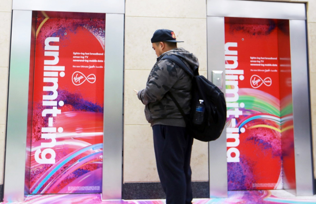 Virgin Media Demonstrates Unlimiting Power with Data Driven Creatives