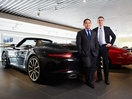 Porsche Shifts Gears with Red Urban