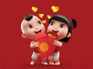 Coca-Cola's Clay Dolls Bring Love to Families for Chinese New Year
