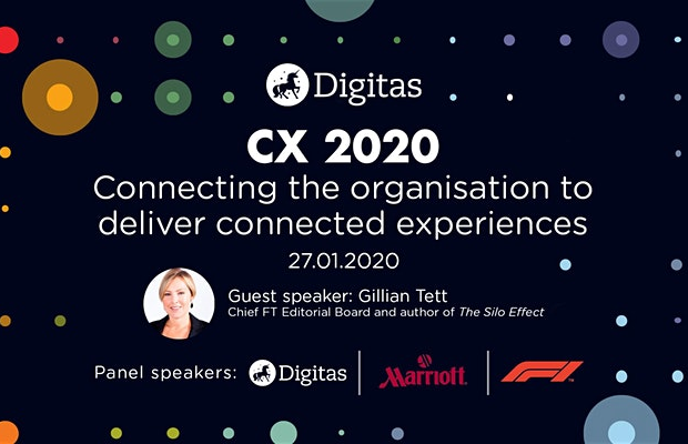 Digitas CX2020: Connecting the Organisation to Deliver Connected Experiences