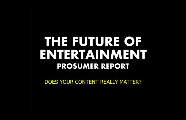 Havas and Vivendi Uncover the Future of Entertainment in Global Prosumer Study