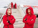 Netflix Rounds Up Money Heist Fans onto a Plane to Stop Them Spreading Spoilers